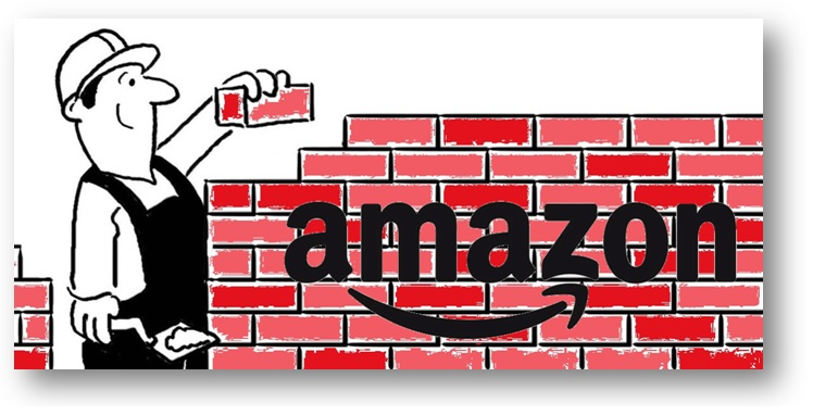 Amazon opening new department stores.